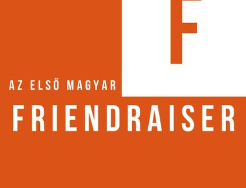 A Friendraiser-definíció.
