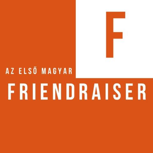 Friendraiser.hu Logo